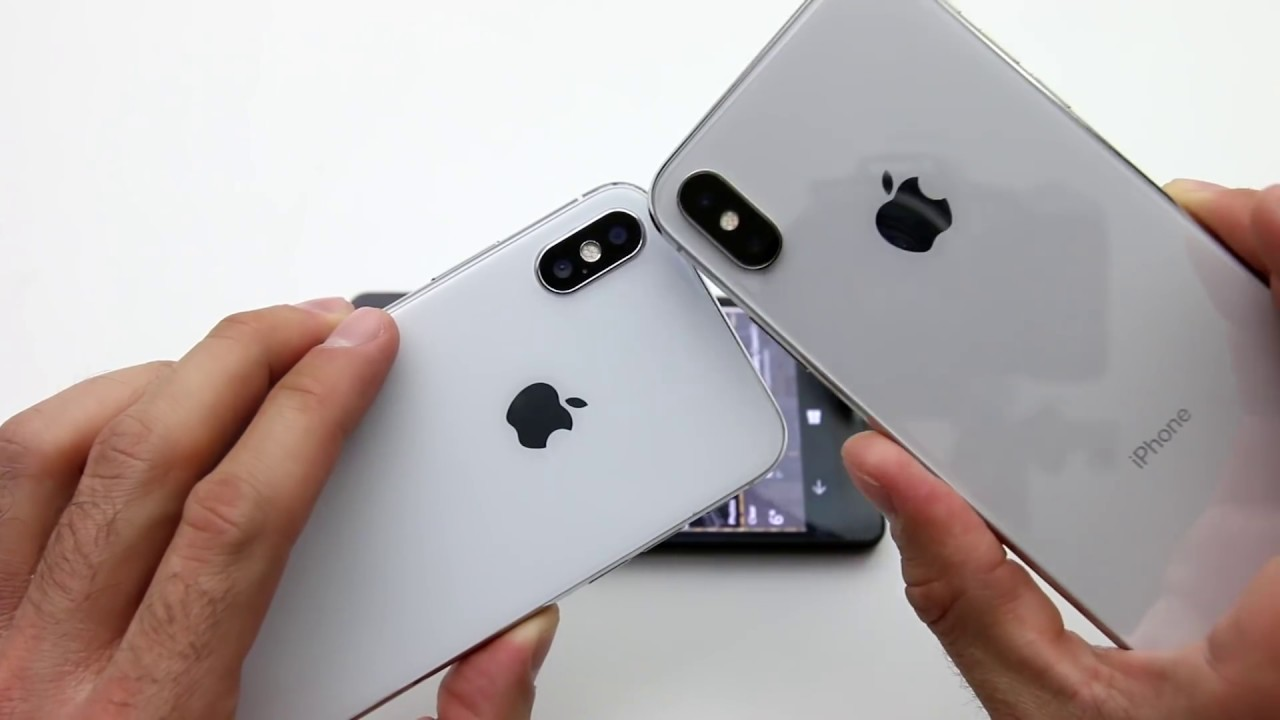 $80 FAKE iPhone X vs  $1000 Real Apple iPhone X (BEWARE)