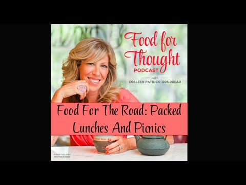 Vegan Podcast | Food for the Road: Packed Lunches and PIcnics