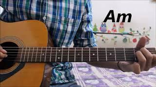 Ban Ja Tu Meri Rani Guru Randhawa - Tumhari sullu - Guitar cover lesson chords.mp3