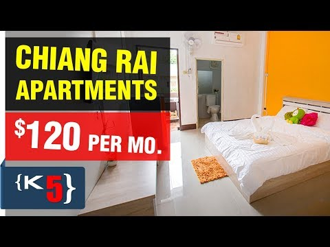 Chiang Rai Apartment Rental Tour For Long Term Stay