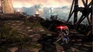 God of War Ascension HD Video Game Gameplay Trailer - PS3