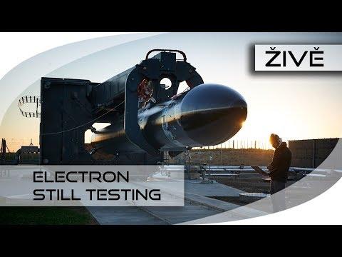 ŽIVĚ: Electron (Still Testing)