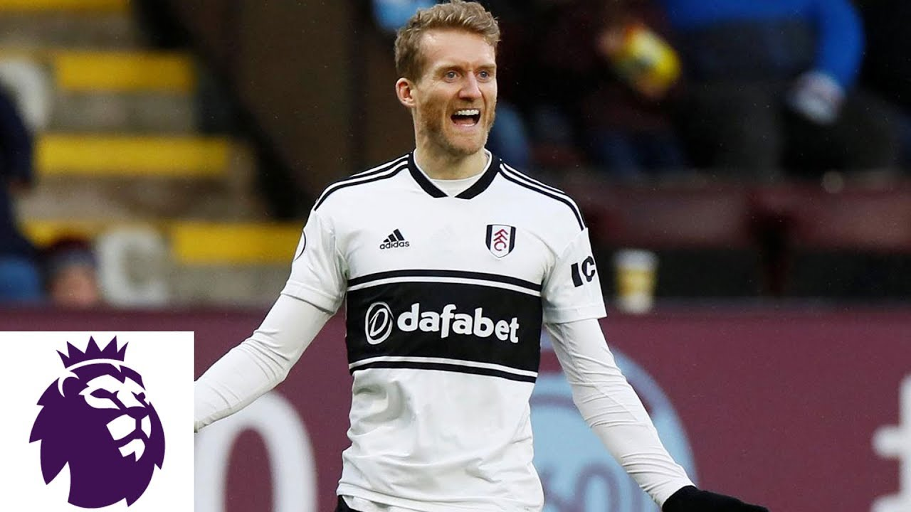 Andre Schurrle hits incredible volley into top corner | Premier League | NBC Sports