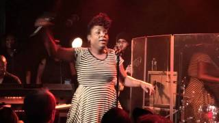 Ledisi - Higher Than This (Live @ La Maroquinerie 2012-01-21)