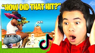 Download RECREATING Viral TRICKSHOTS from TikTok... Mp3 and Videos