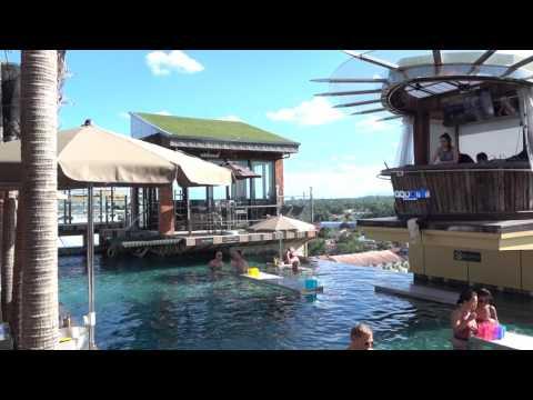 Pool Party Aqua Lounge 1