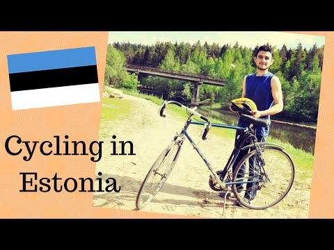 Is it worth to travel by bike in Estonia?