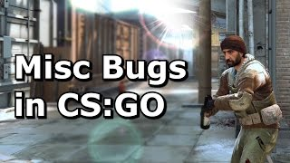 Some of the Many Bugs in CS:GO thumbnail