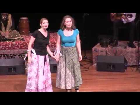 THE CULTURE OF THE SPIRIT TOUR USA SUMMER 2013   NYC Skirball Center clip0
