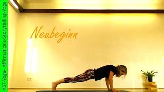 AST-Yoga: Neubeginn. Eine Reise zu einem indischen Teegarten, Strecken und Beugen.