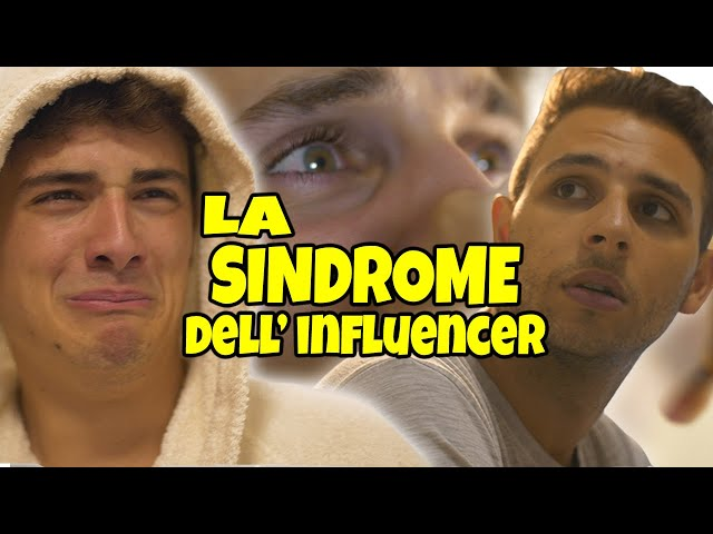 LA SINDROME DELL' INFLUENCER - Official Trailer [PARODIA]  with Amedeo Preziosi, Saimon_mh, Shade