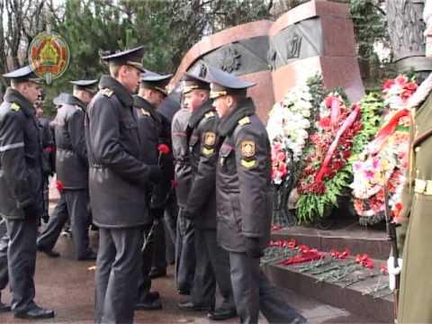 День ветеранов милиции в МВД