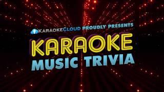 Karaoke Cloud Pro - Karaoke (Music) Trivia Sample