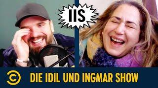 Die Idil und Ingmar Show – Social Distancing und Verschwörungstheorien
