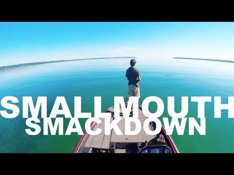 Smallmouth Smackdown on Grand Traverse Bay
