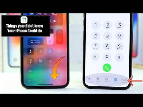 iPhone Tricks You Didn't Know exist iOS 11.2