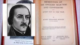 "English Martyrs: Blessed Thomas Woodhouse,  SJ - ""Yea, Yea & No, No"" (13 June 1573)"