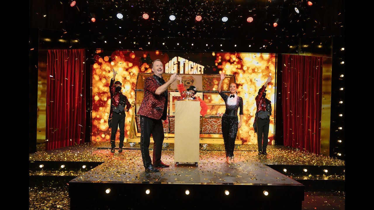 The Big 10 Million Series 232 and Dream Car Range Rover Series 4 Draw Highlights