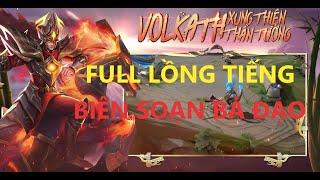 Full Lồng Tiếng - Volkath Xung Thiên Thần Tướng I Năm Liên Quân
