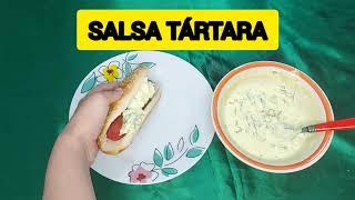 Salsa tártara: Una receta básica