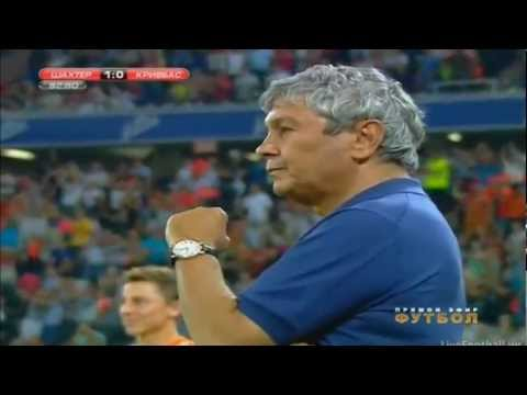 Шахтер [1-0] Кривбасс | 29.07.12 19:00  Премьер-лига | 720HD