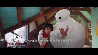 Baymax - Scan complete