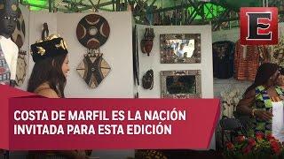 Arranca en el Zócalo capitalino la Feria de las Culturas Amigas 2017