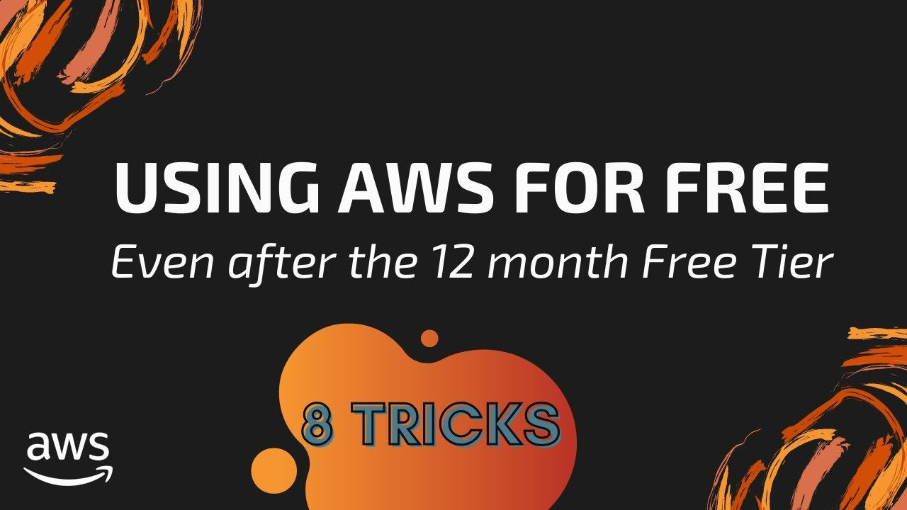 Using AWS for FREE   Even after 12 month Free Tier   8 Tricks for AWS Credits
