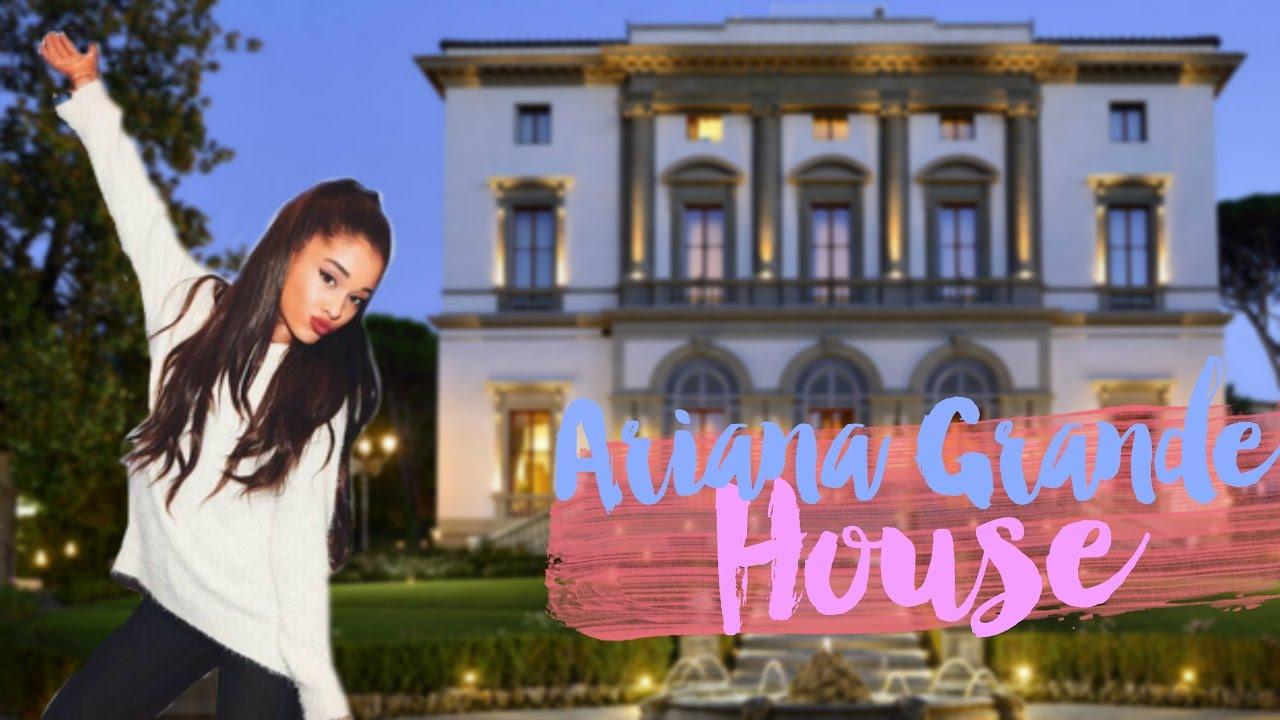 Ariana grande house tour 2016 17 youtube for Video home tours