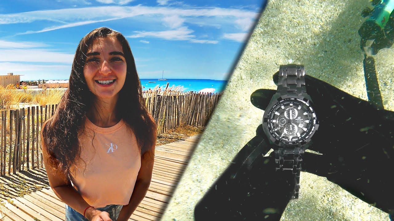 Download HUGE Watch find (underwater metal detecting)