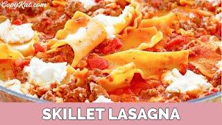 Stove Top Lasagna