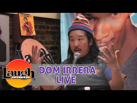 Bobby Lee  Dom Irrera Live From The Laugh Factory Podcast