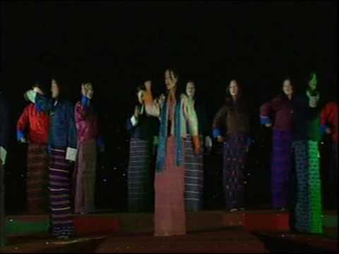 Bhutanese song-zelwai lam