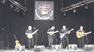 La Roche Bluegrass Festival_Springfield (France) You should see my heart