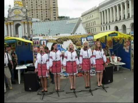 День Киева 29.05.2010 года Крещатик