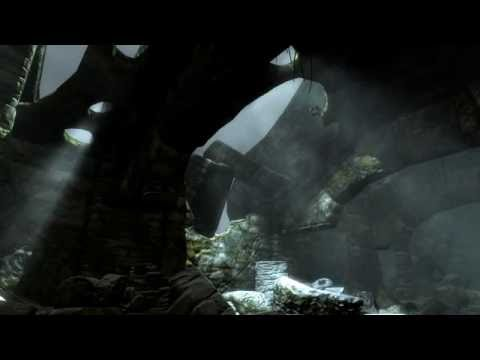Relaxing Winter Wind Sound [Skyrim]
