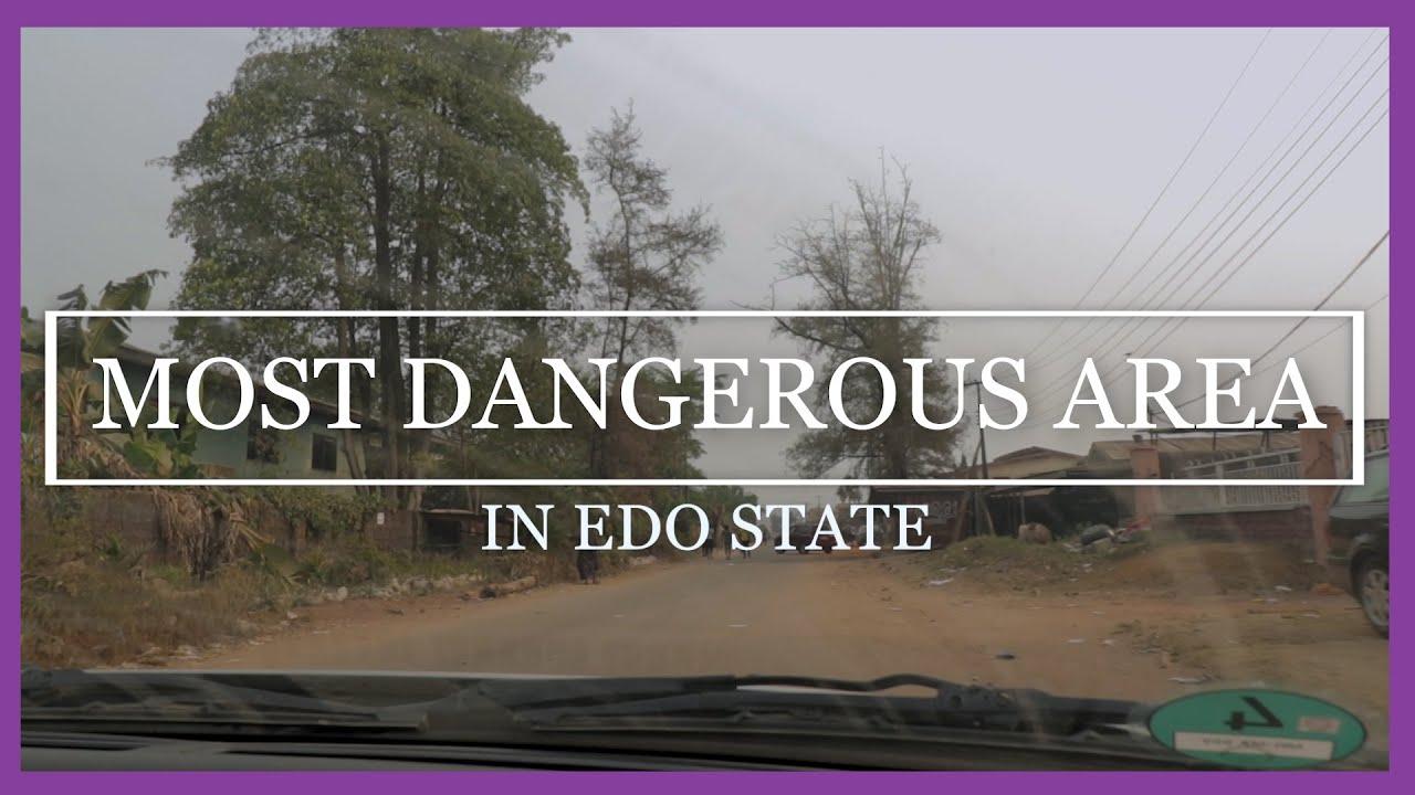 Download MOST DANGEROUS AREA IN EDO STATE NIGERIA ( UPPER SAKPONBA ) BBC AFRICA