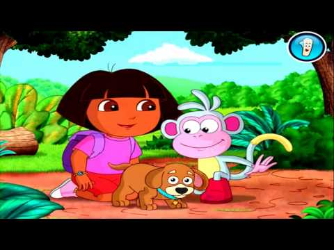 Dora's Alphabet Forest Adventure - Animated Cartoon - American Broadcasting Company 2015.