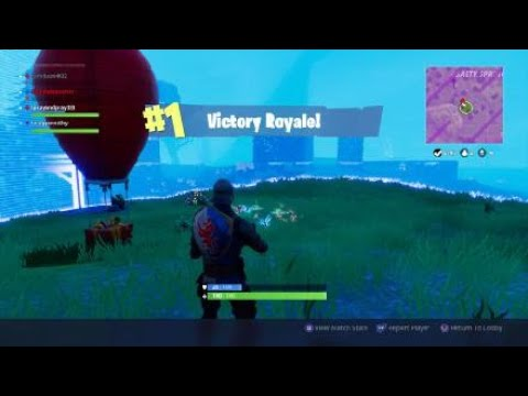 WHAT A CRAZY ENDING TO AN AWESOME GAME - FORTNITE PS4 SQUAD WIN WITH CHRIS, CHETHRA, & NATHAN thumbnail