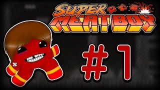 Super Meat Boy: Let's play en LIVE - #1