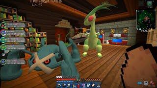 Minecraft - Pixelmon: Let's Go! #13: Team Planning