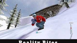 Reality Bites - Boarder Zone / Supreme Snowboarding