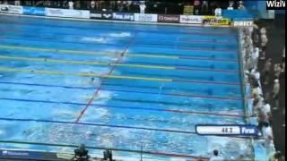 4x50m Medley Mixed World Record  12th FINA WORLD SWIMMING CHAMPIONSHIPS