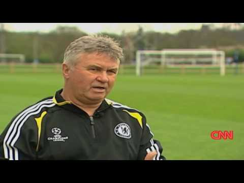 Hiddink: Why i'll leave Chelsea