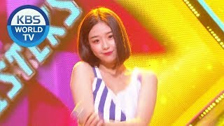 Busters(버스터즈) - Pinky promise [Music Bank / 2019.08.16]
