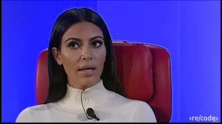 kim kardashian west interview at recodes code mobile