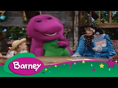 Barney - Mother Goose - The Mother of All Rhymes