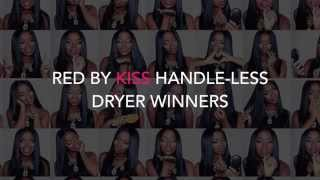 Red By Kiss Handle-less Blow Dryer Winners Thumbnail