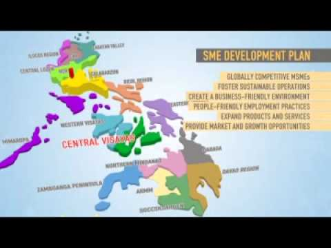 Micro Small and Medium Enterprises in Central Visayas, Philippines