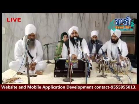 Live-Now-Gurmat-Kirtan-Samagam-From-2-Block-Geeta-Colony-Jamnapar-Delhi-21-11-2018